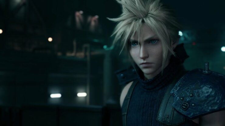 final fantasy vii remake cloud FFVII Remake