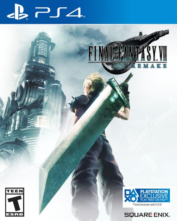 final fantasy vii remake xbox pc ps4 timed