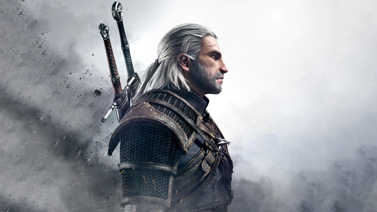 Geralt The Witcher 3