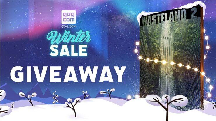 GOG's Winter Sale
