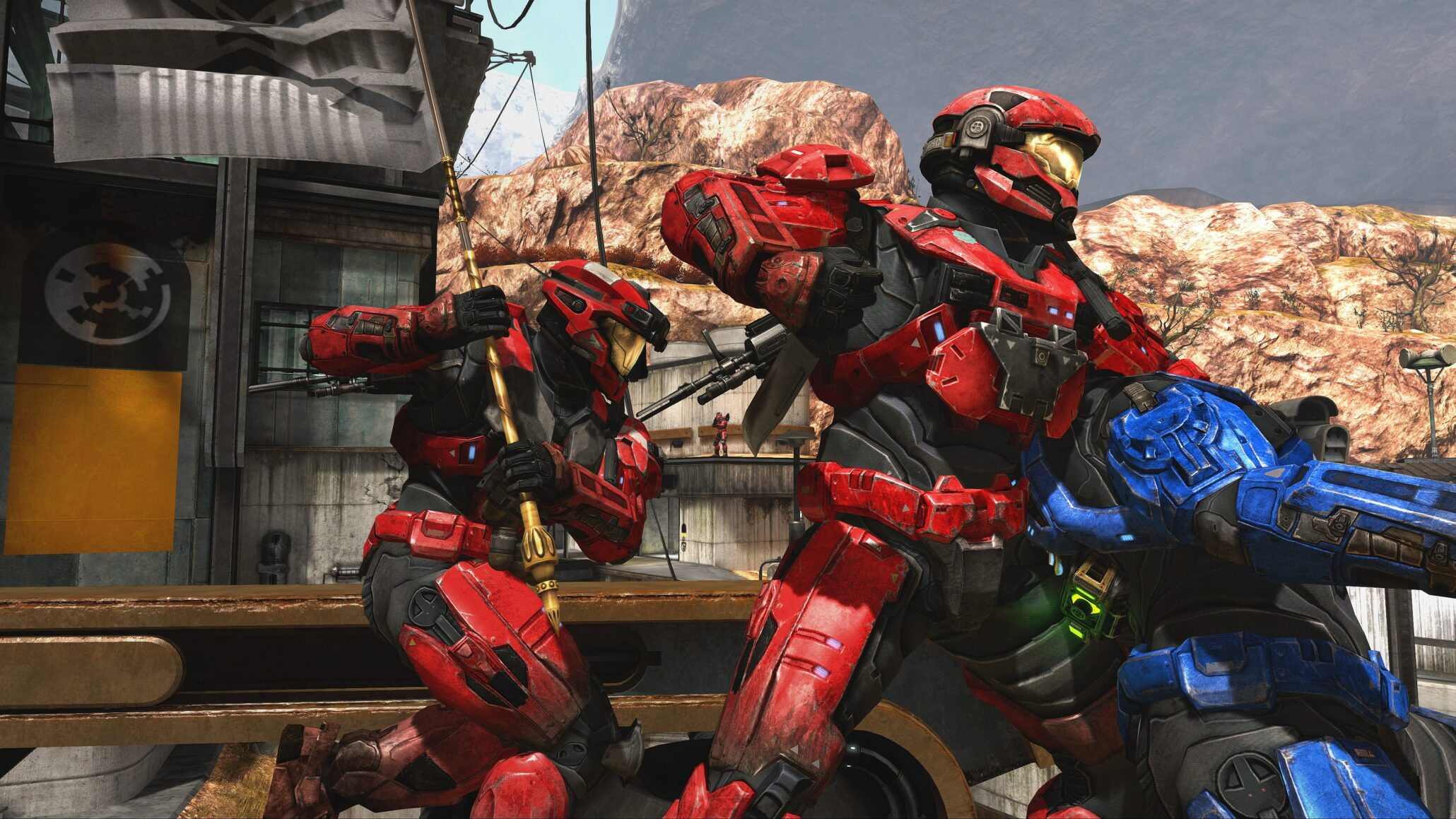 Halo Reach Looks So Much Better With Raytracing Injected Via
