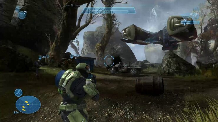 Halo Reach Mod