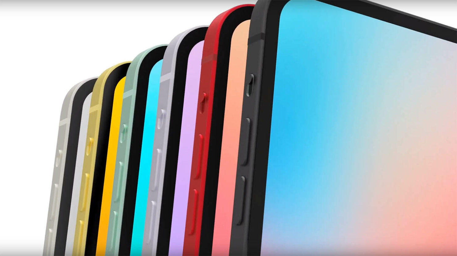 iPhone 12 Design With Precise Bezels, Dual Camera, More Shown in Latest Concept