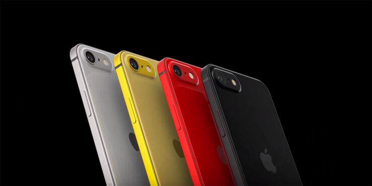 iPhone SE 2 Design, Rear Camera, Colors Depicted Accurately