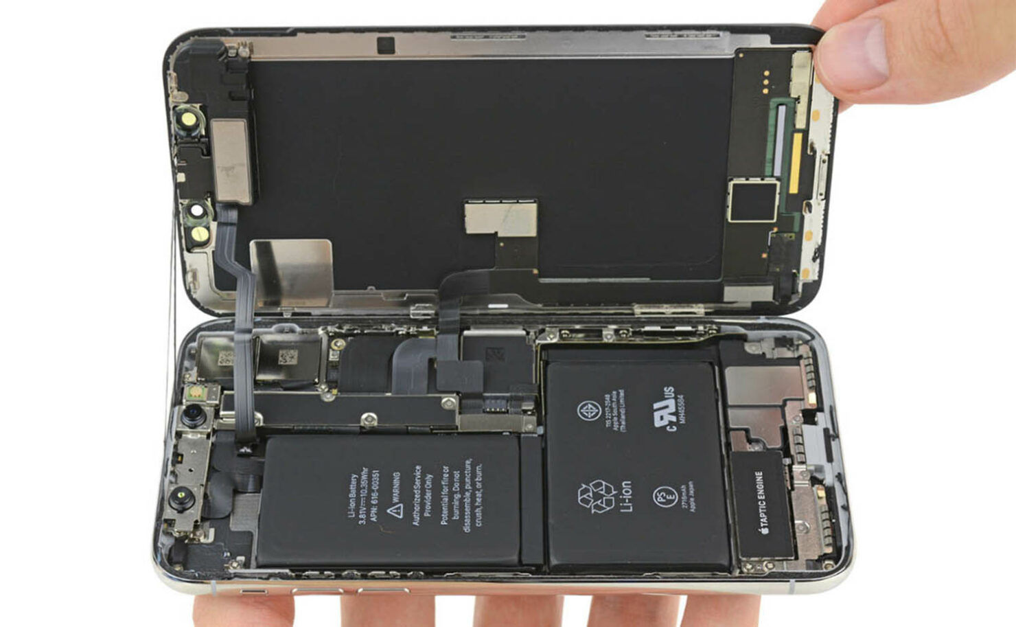 iPhone X Battery Life Crippled After Two Years, According to Users