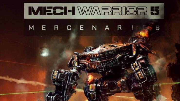 MechWarrior 5 Art