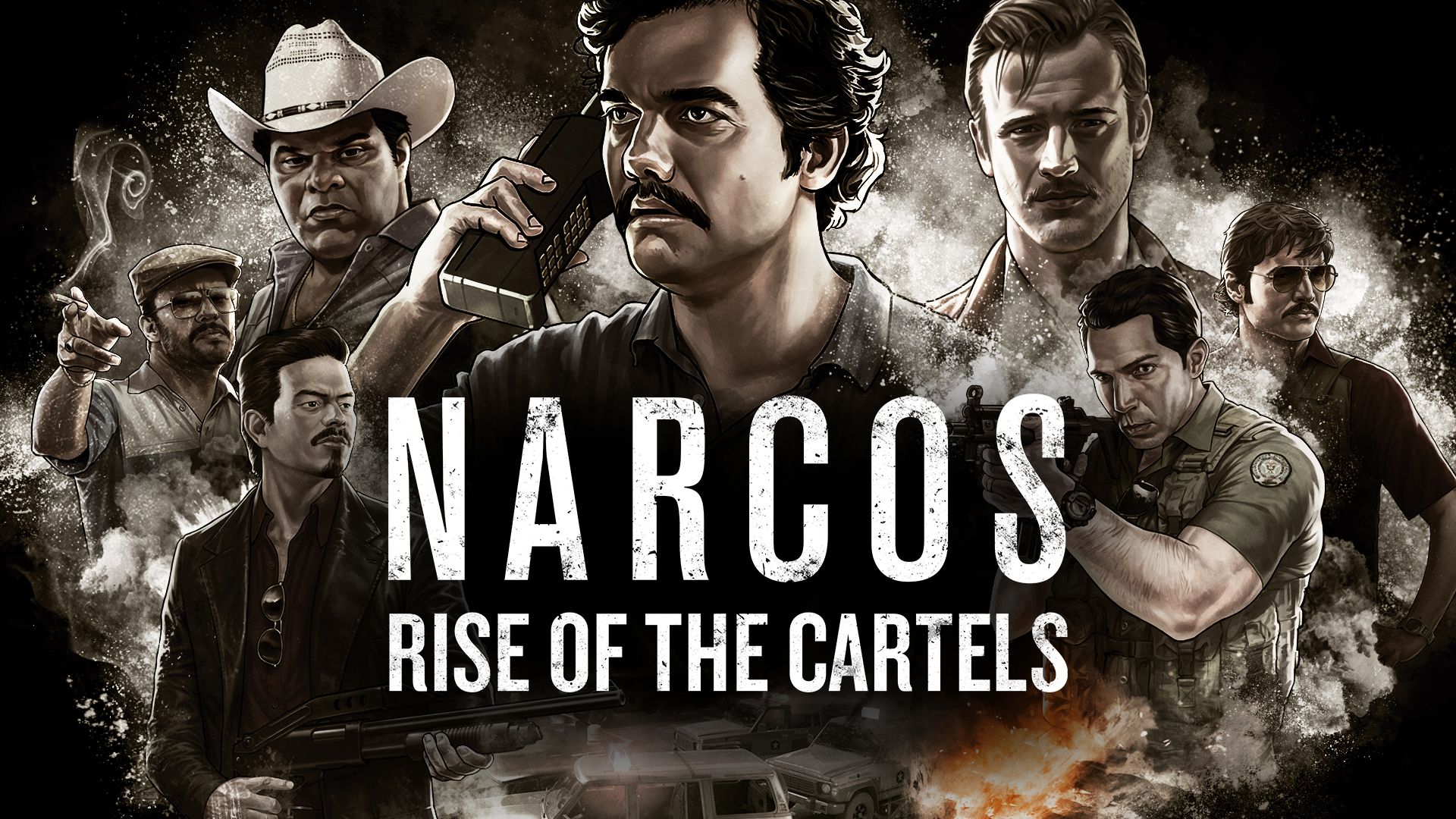 Narcos Rise Of The Cartels Review Plata O Plomo