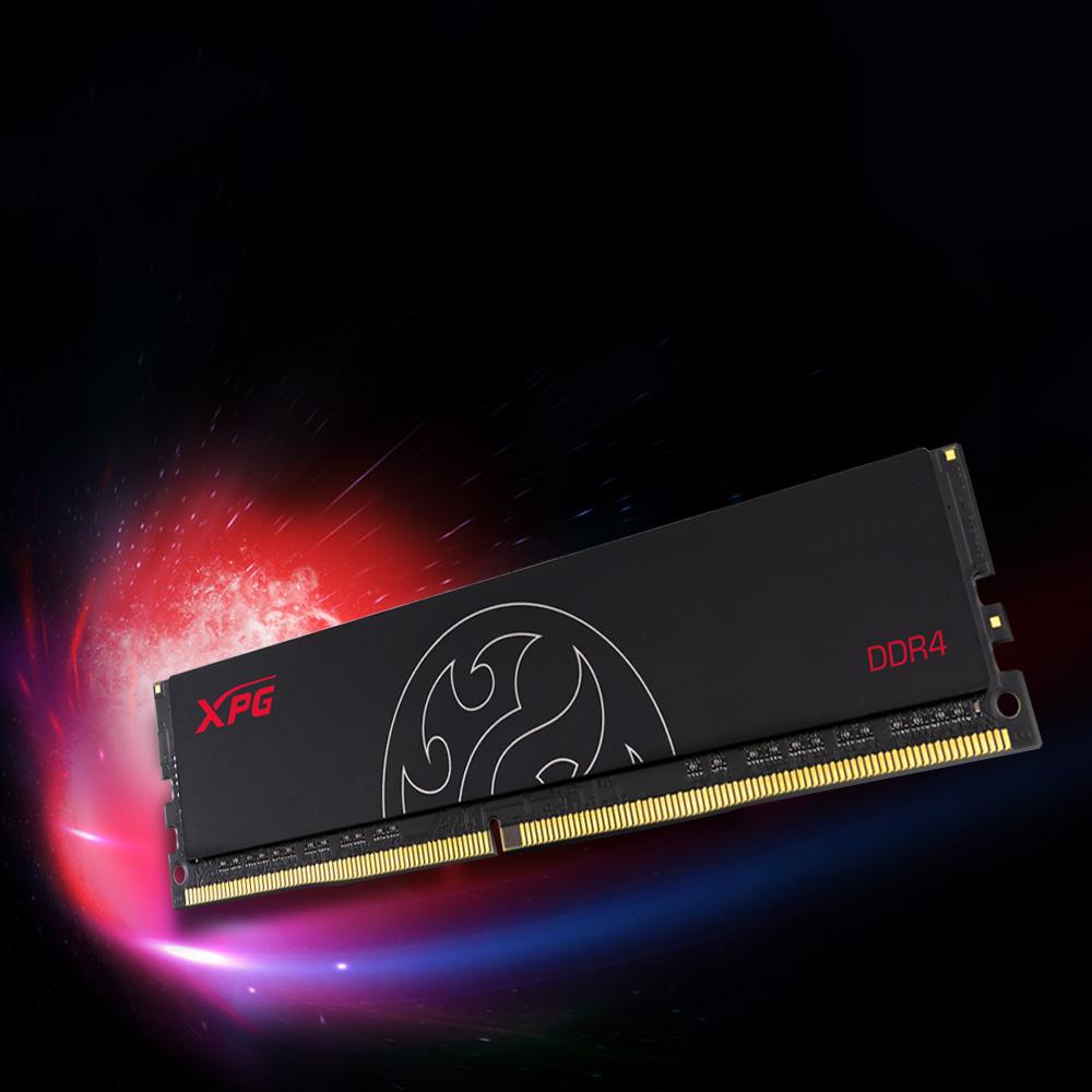 ADATA XPG Hunter DDR4 U-DIMMs