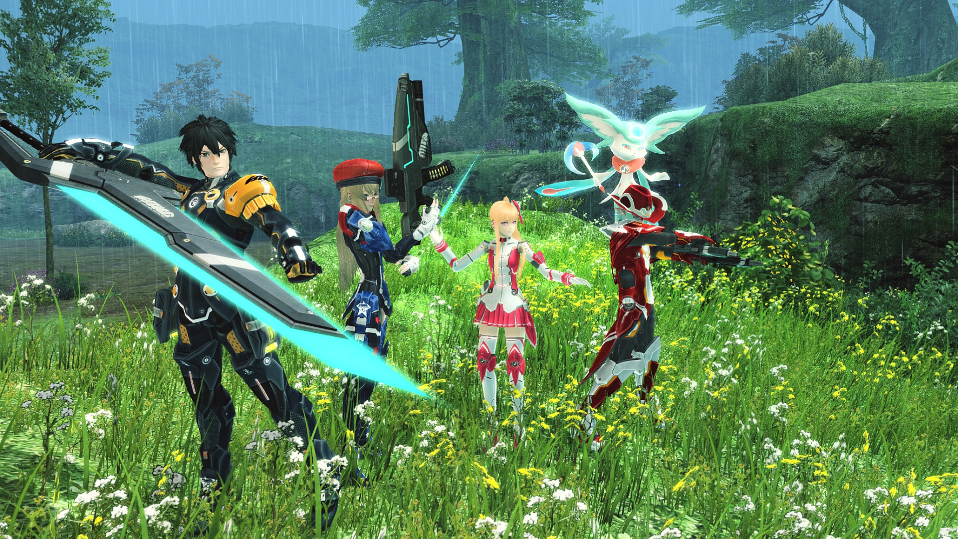 Phantasy Star Online 2 Closed Beta Test Signup Open For North America