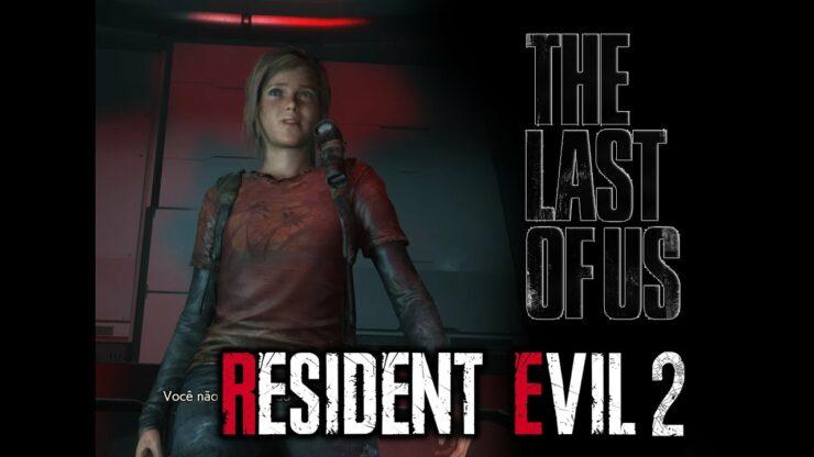 resident evil 2 remake ellie mod
