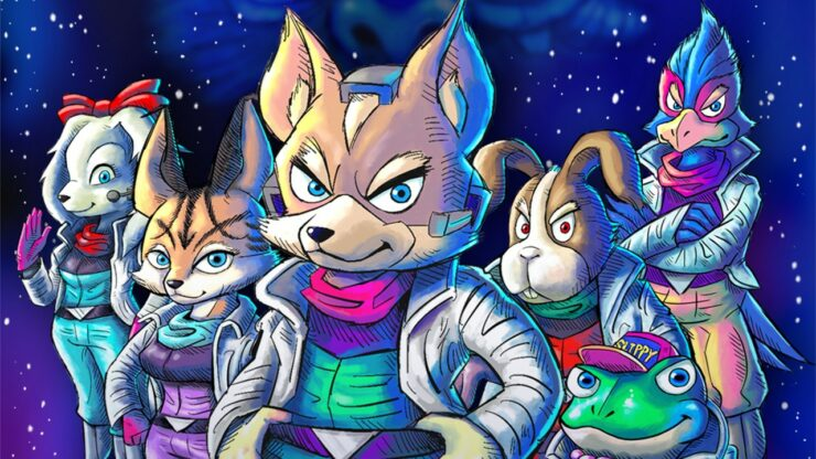 star fox 2 nintendo switch snes games