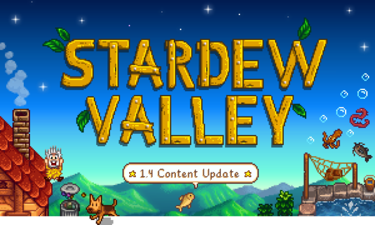 stardew valley update 1.4 switch ps4 xbox one