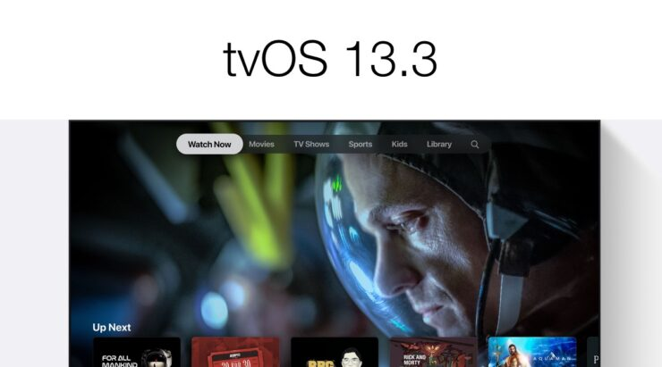 Download tvOS 13.3 for Apple TV HD and Apple TV 4K