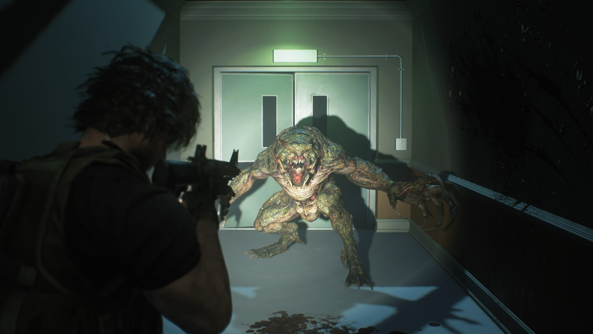 New Resident Evil 3 Remake Screenshots Show Off Nemesis Alongside