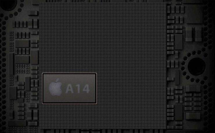 Apple's 5nm A14 SoC Could Put 15-inch MacBook Pro's 6-Core CPU to Shame, Suggests Latest Info
