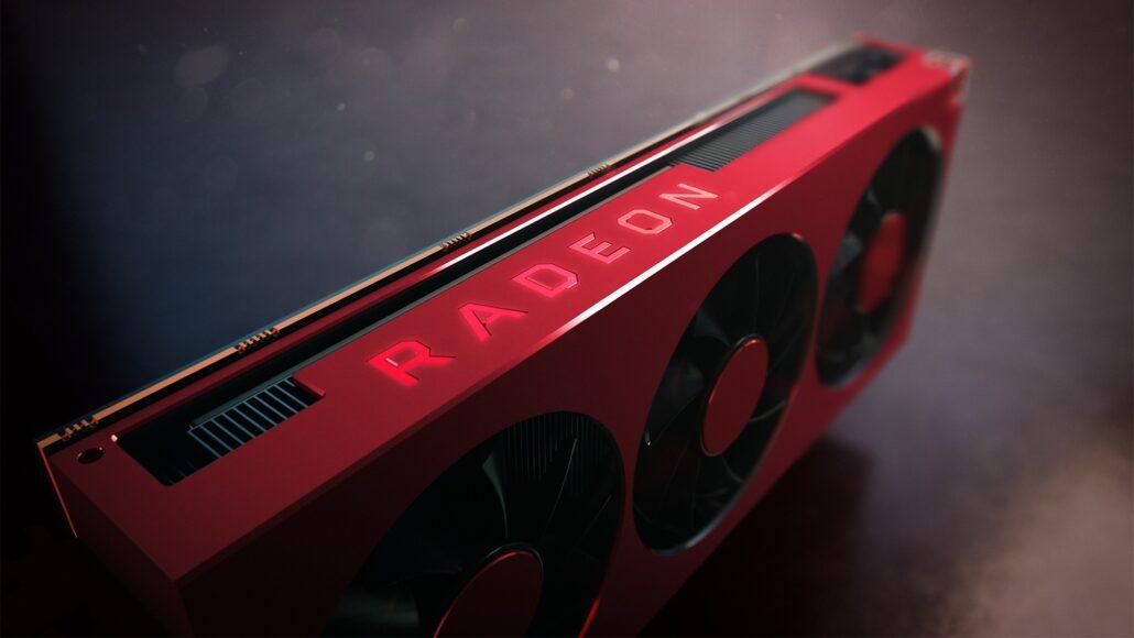 la GPU Navi 'Radeon RX' emblemática de AMD de próxima generación: 5120 núcleos, memoria HBM2e de 24 GB, ancho de banda de 2 TB / s 3