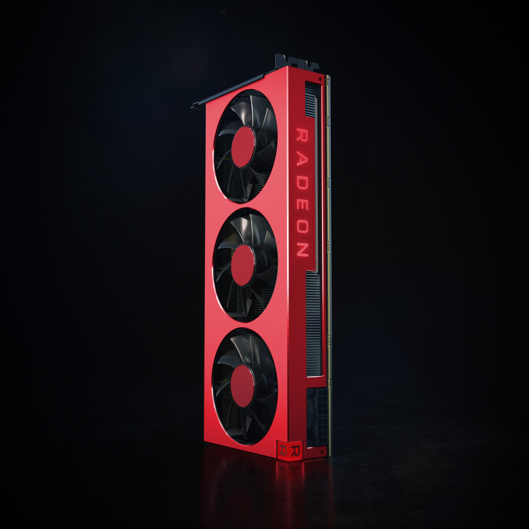 AMD Radeon RX Big Navi 2X_RDNA 2 GPU Based Graphics Card_1