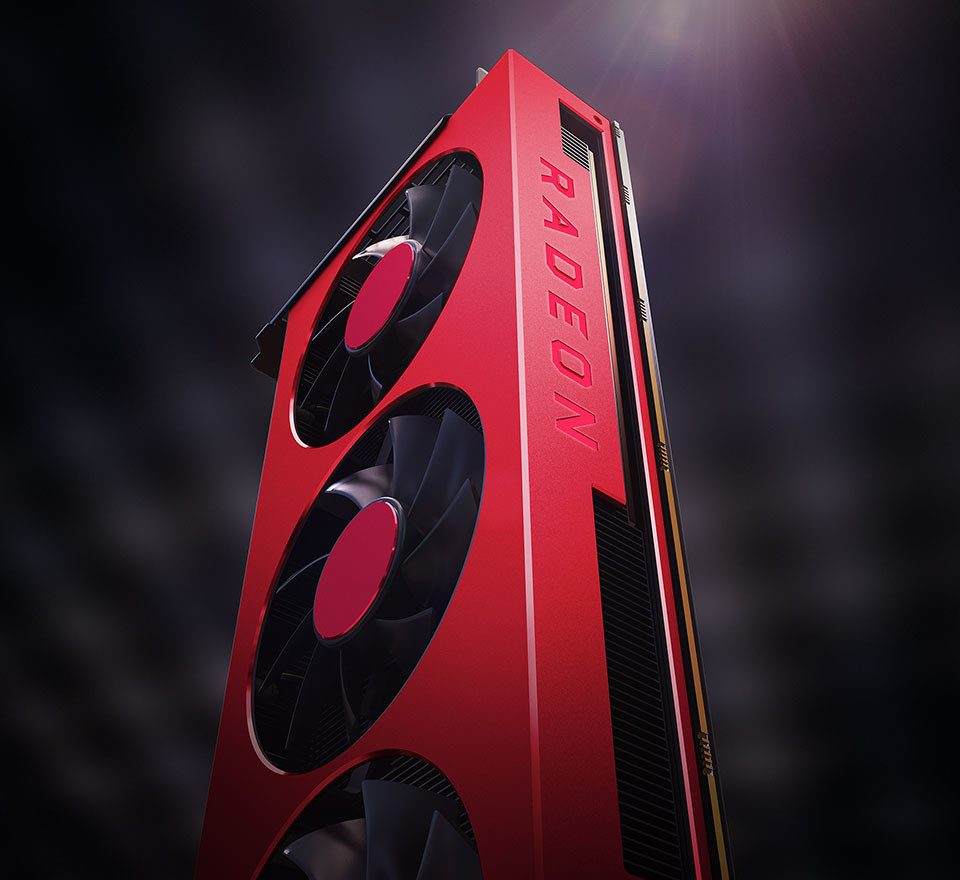 Amd Radeon Rx Big Navi Graphics Cards To Launch In 16 Gb 12 Gb Flavors