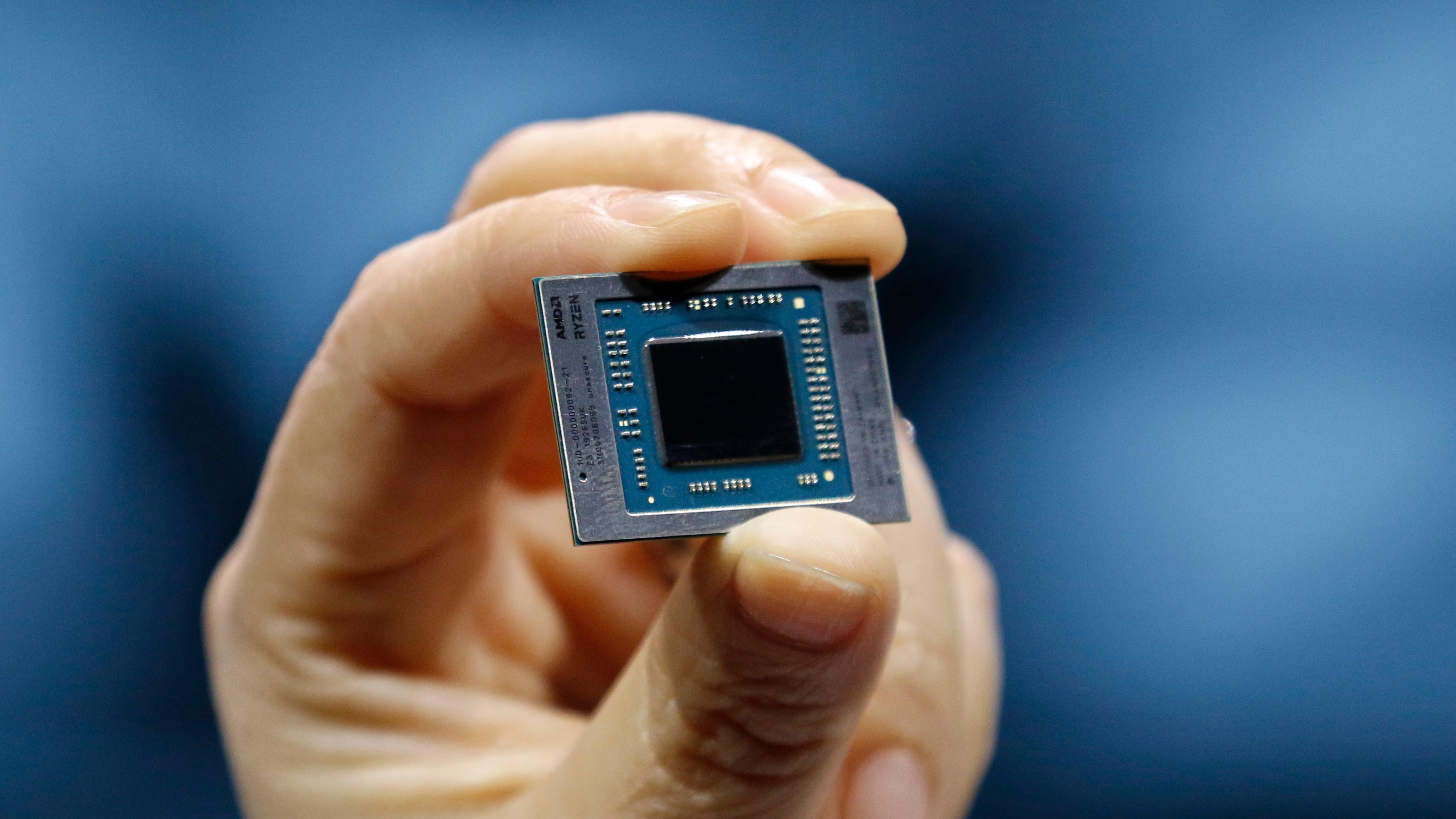 AMD Ryzen 7 4700G разогнан до 4,75 ГГц по всем 8 ядрам со стандартным охлаждением