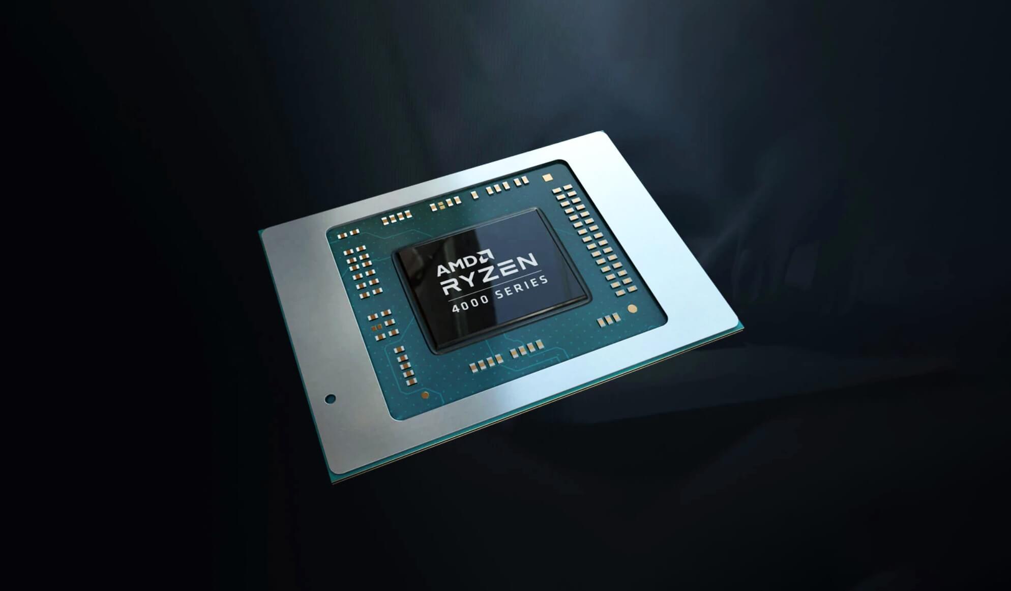 Amd Ryzen 7 4800h 8 Core Laptop Cpu Takes On Desktop Core I7 9700k