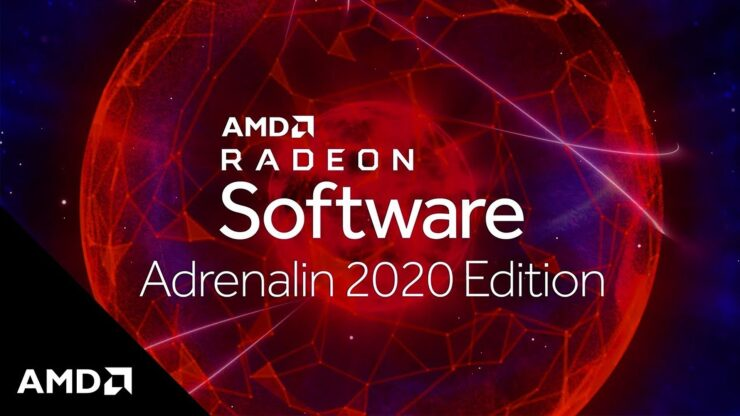 AMD Radeon Adrenalin Driver 2020
