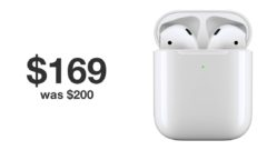 AirPods with Wireless Charging Case on sale