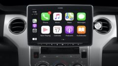 Alpine announces Halo 11 receiver with CarPlay