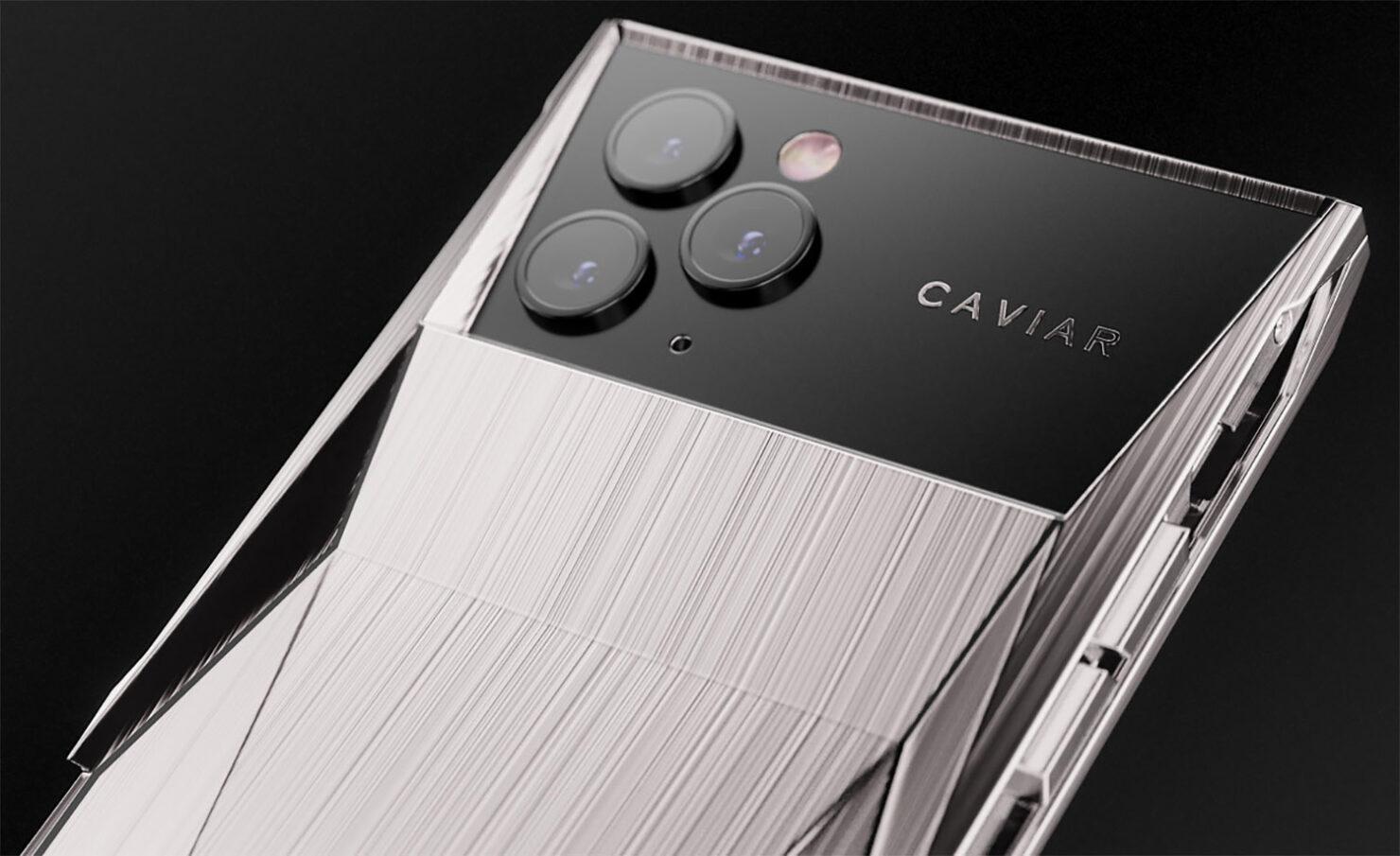 Caviar iPhone 11 Pro Max mini tesla cybertrucks