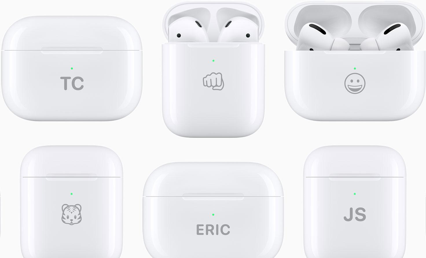 Emoji AirPods Charging Case