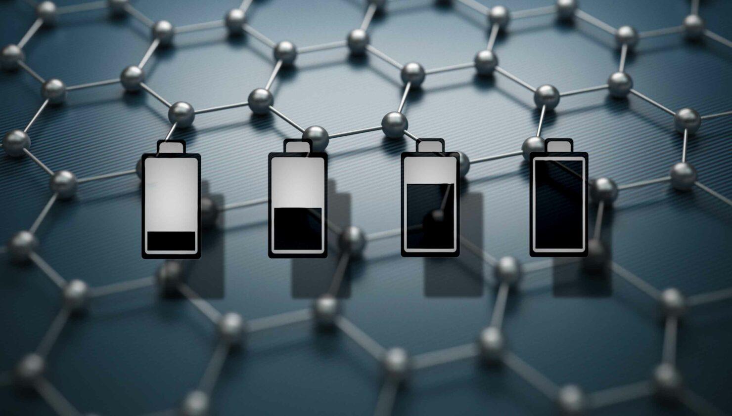 Graphene batteries for smartphones