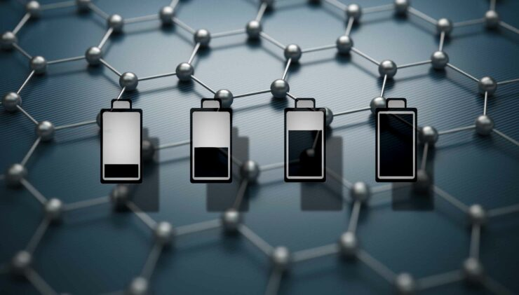 Graphene batteries for smartphones