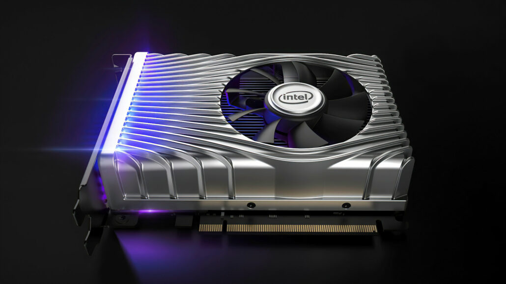 Intel DG1 GPU Discrete Graphics Card Powered by Xe Graphics Architecture 3