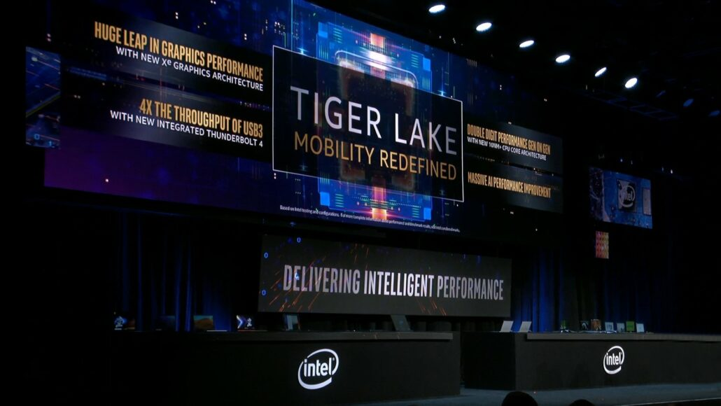 Intel Tiger Lake con gráficos Xe supera a la GPU integrada Vega de 7 nm más rápida de AMD 1