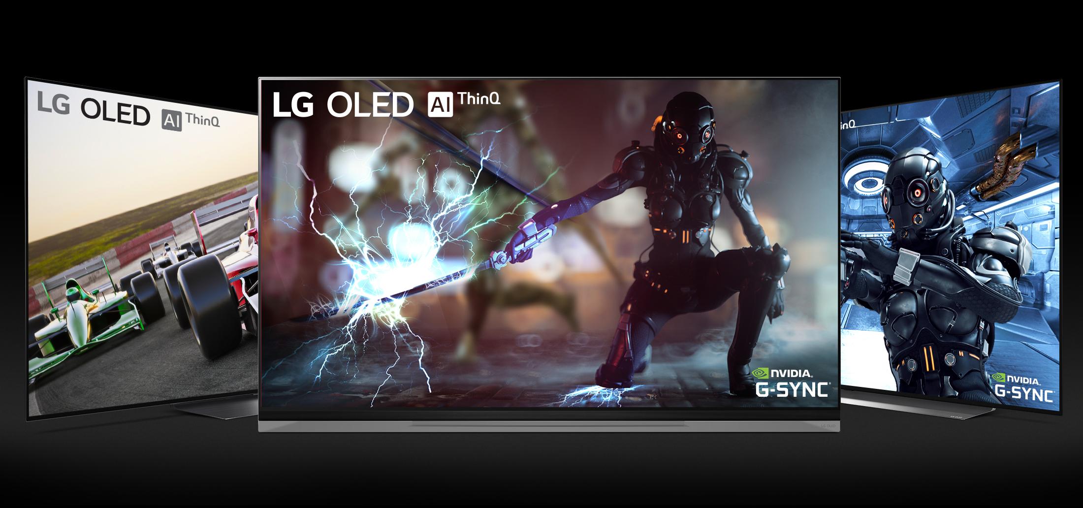 CES 2020] Nvidia trình làng TV Gaming 88 inch, hơn chục TV OLED ...