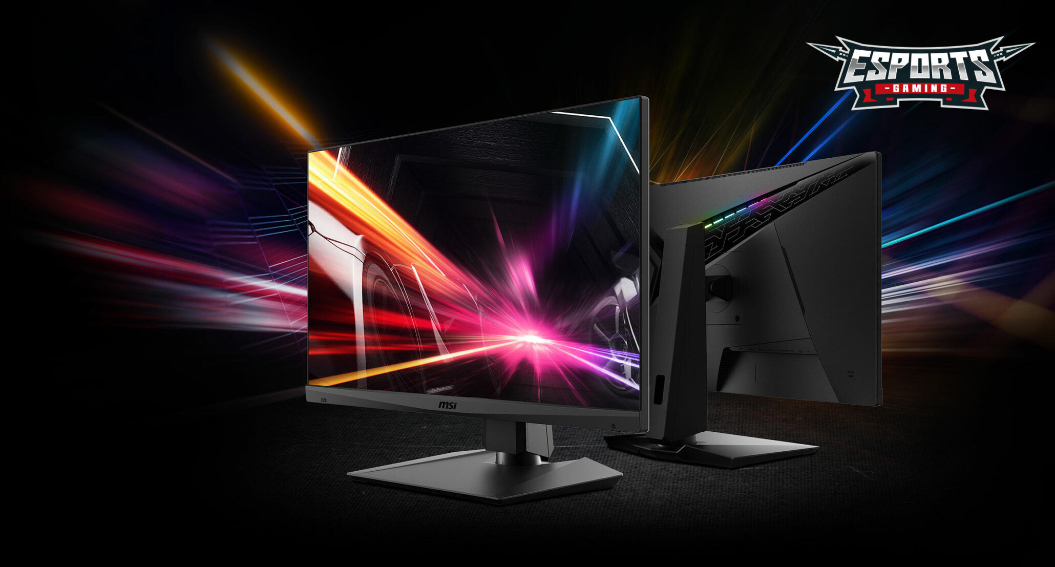 Msi Launches The 27 Optix Mag272qr Gaming Monitor 1440p