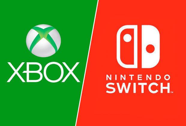 Nintendo Switch shipments xbox one