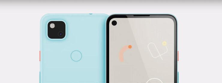 One Pixel 4a 5G Model Could Launch Alongside Regular Version in 2020