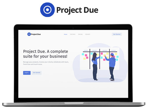 ProjectDue.co Business Plan Lifetime Subscription