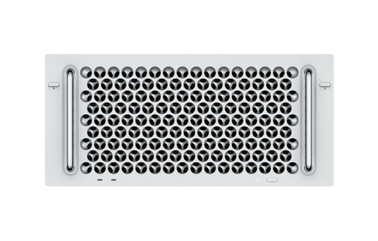 Rack mountable Mac Pro now available to buy
