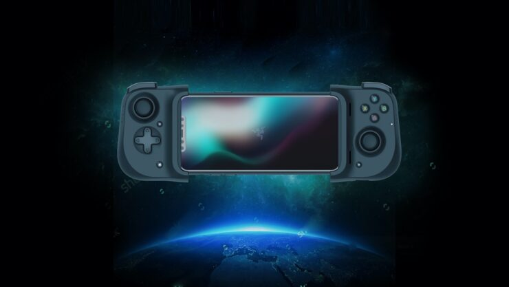Razer Kishi controller for iPhone announced at CES 2020