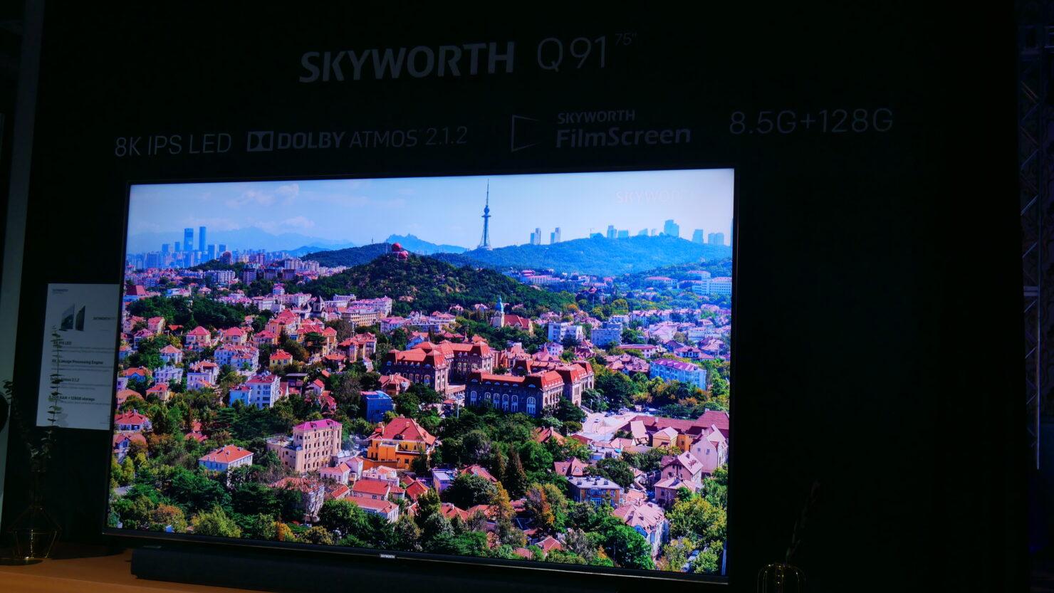 skyworth-ces-q91-side