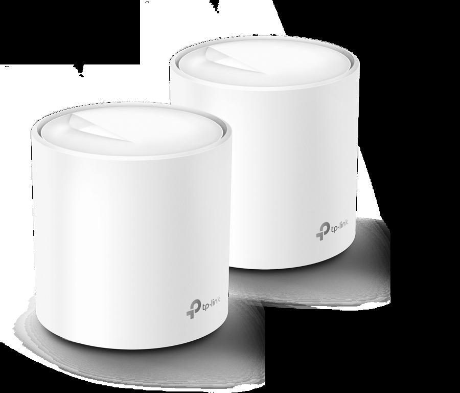 Deco X60 Wi-Fi 6 system