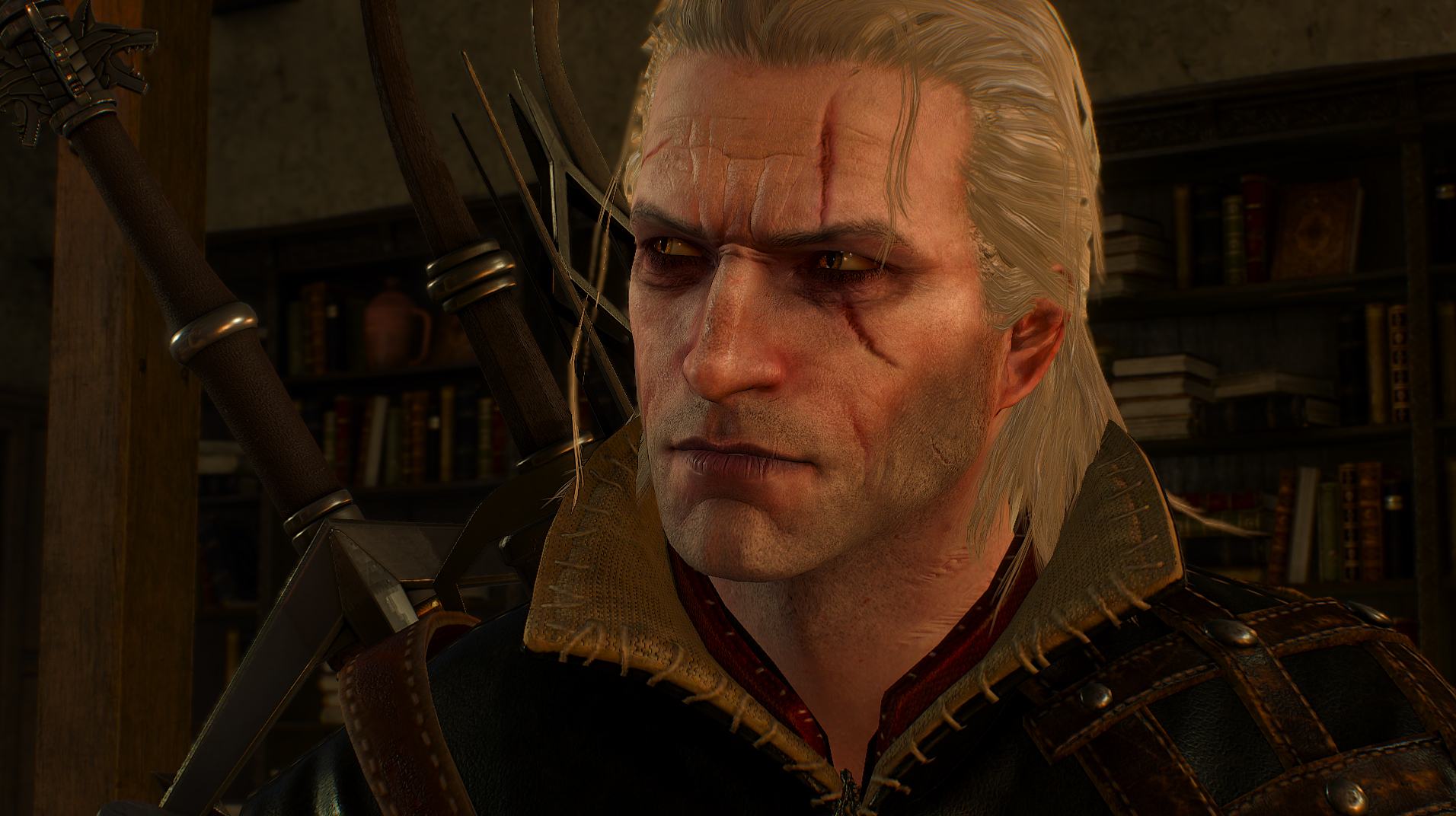 The Witcher 3 Character Faces Improved Mod New Version