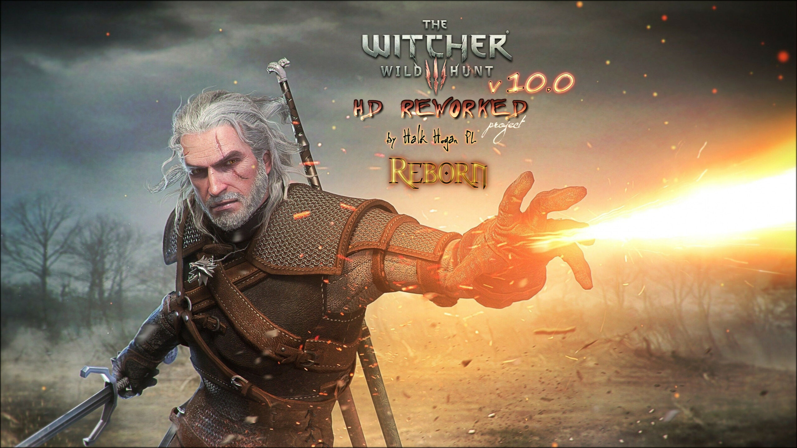 The Witcher 3 Hd Reworked Project 11 0 New Video Shows More