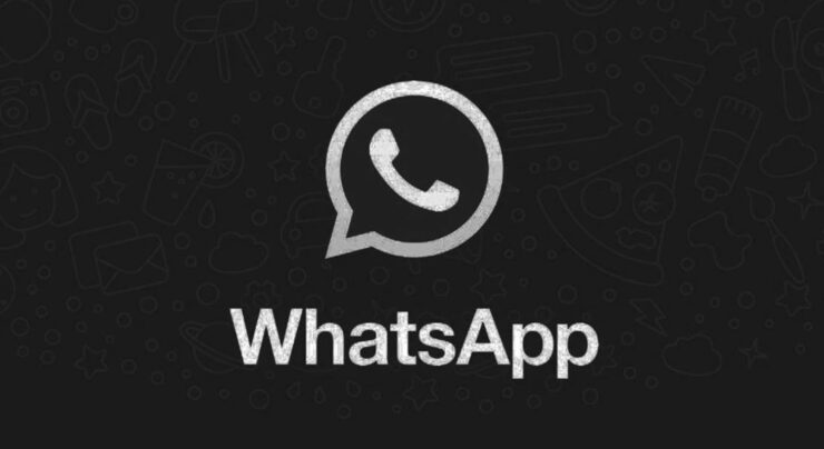 WhatsApp dark mode iOS
