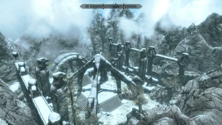 Witcher 3-Inspired Skyrim Fan Expansion Land of Vominheim