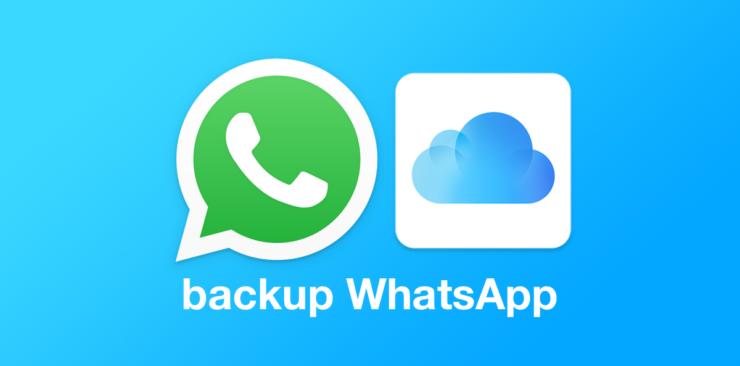 Learn to backup WhatsApp chats to iCloud