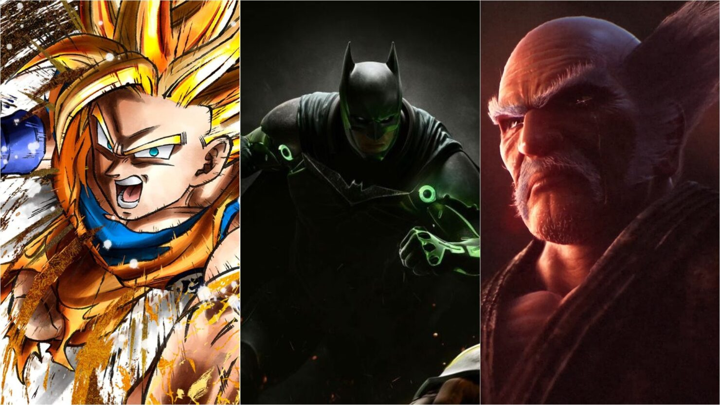 Best Fighting Games of the Decade