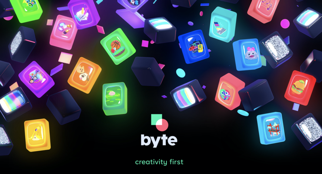 Download Byte for iPhone and Android right now