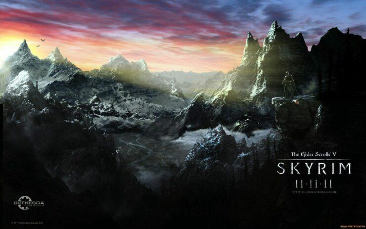 Elder Scrolls V: Skyrim Refresh Rate Unlocker Mod PC